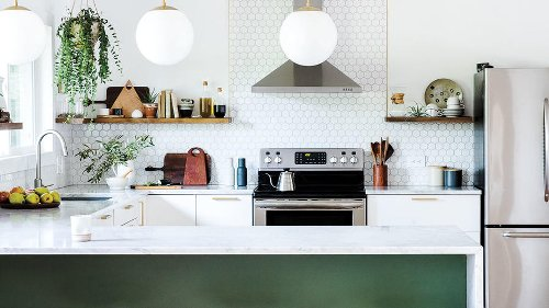 Hardy and Sustainable Kitchen Countertops That Are Surprisingly Stylish - Sunset Magazine