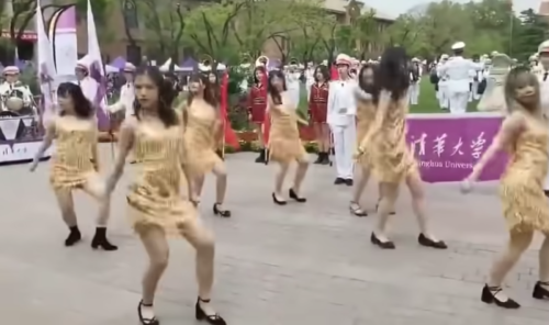 Misogynistic trolls band together to dunk on dance-loving young women at Tsinghua University – SupChina