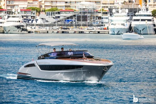 CHARLES LECLERC • Owner of the Yacht Monza • Riva Dolceriva • Value $2,000,000