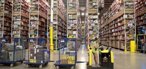 Warehouse employment reaches new high after monthslong dip