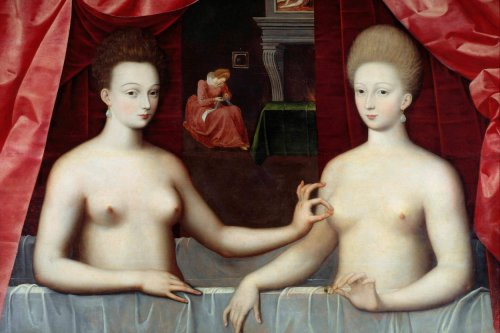 The Louvre Sues PornHub Over X-Rated Art Recreations, and Other News – SURFACE