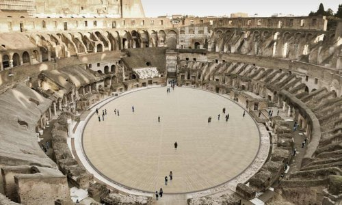 At the Colosseum, a High-Tech Refit Will Offer a Gladiator's Perspective – SURFACE