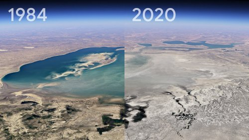 Google Shows the Chilling Effects of Climate Change, and Other News – SURFACE