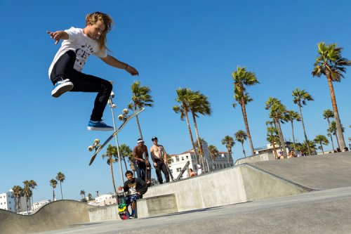 The qualified skateboarders for the 2020 Tokyo Olympics