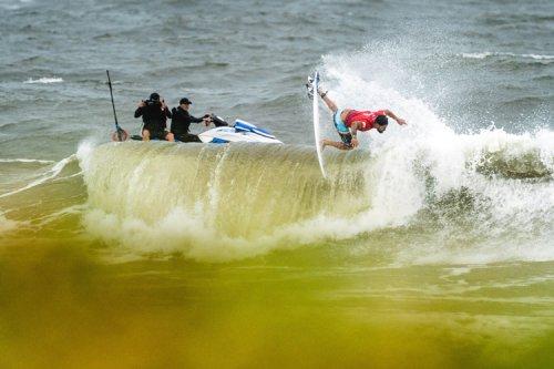 Surfing at Tokyo 2020: Round 3 results