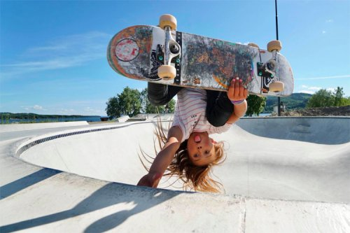 Sky Brown: 40 stunning facts about the skateboarding prodigy