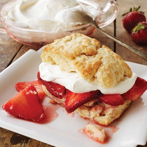 Classic Strawberry Shortcakes Recipe | Sur La Table