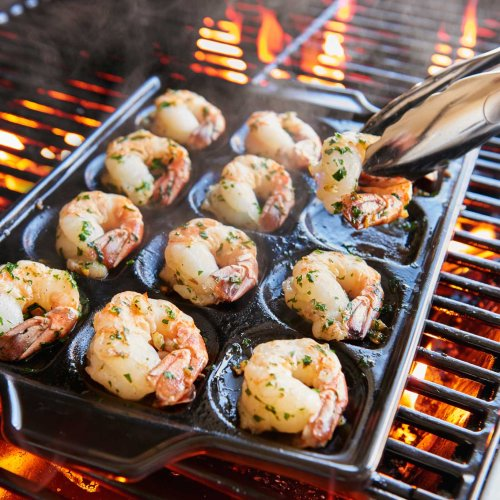 Grilled Tamarind Shrimp Recipe | Sur La Table