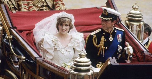 Prince Charles' secret note for Diana the night before they got married