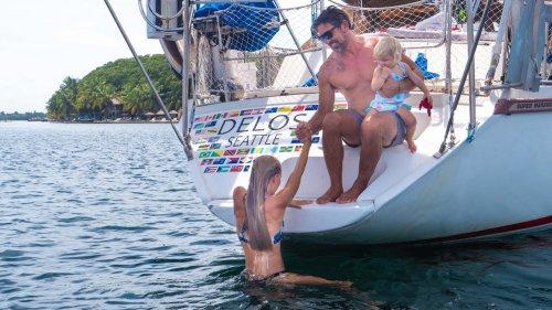Sailing South to the Keys! Wreck Diving USS Spiegel Grove | Sailing Vessel Delos ep 324 - SV Delos