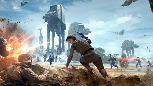 Every EA Star Wars Game Ranked