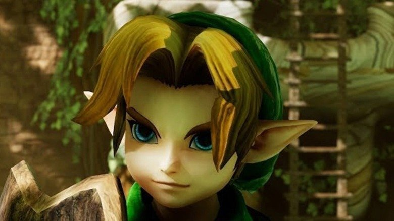 This Is How Zelda: Ocarina Of Time Was Really Supposed To Look