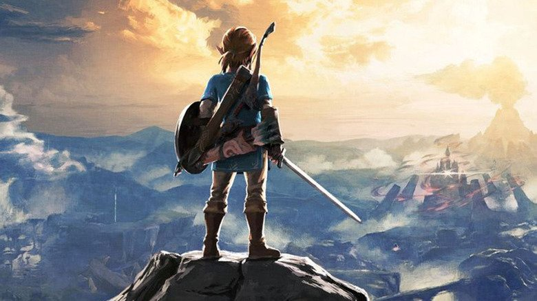 The entire Breath of the Wild story explained