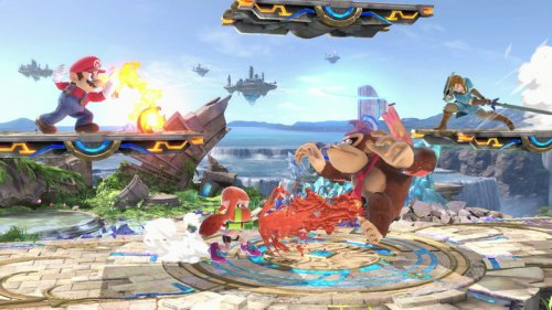 Overpowered characters in Super Smash Bros. Ultimate