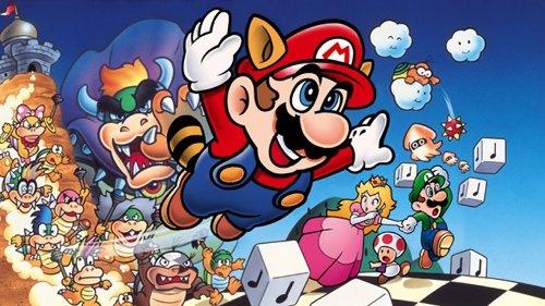 The Untold Truth Of Super Mario