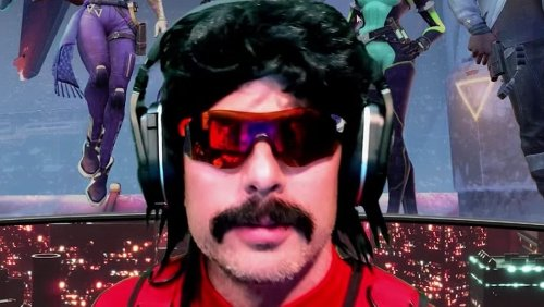 How Dr Disrespect Made His Way Back To Twitch