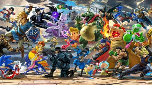 The untold truth of Smash Bros. Ultimate