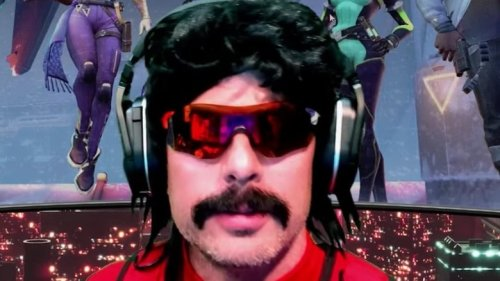 How Dr Disrespect's New Song Was Really Meant To Be Played