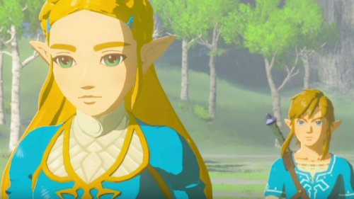 Bizarre things about Zelda and Link's relationship