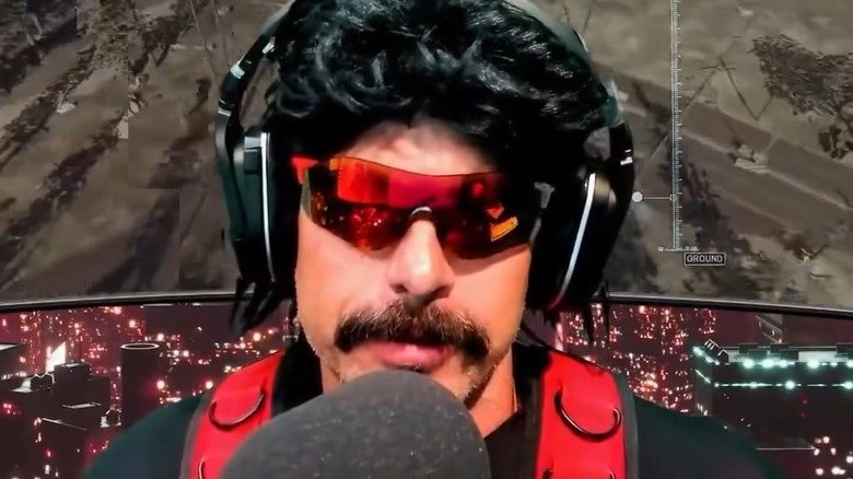 Dr Disrespect Knows Where He Wants To Stream Next