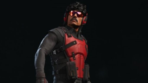 Will Twitch ban this Dr Disrespect skin?