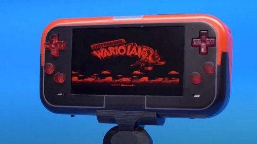After 26 Years, Nintendo's Worst Console Is Finally Portable