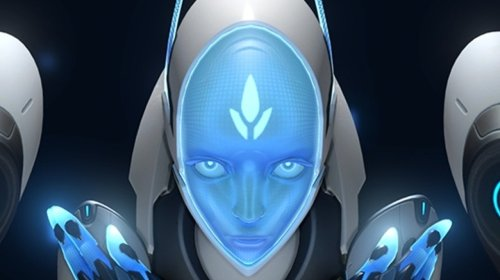 The Internet Is Loving Echo's Original Overwatch Design