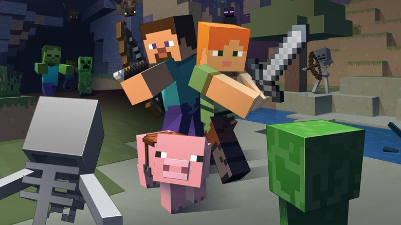 The Untold Truth Of Minecraft