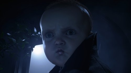 The Resident Evil Baby Mod Has Gone Too Far