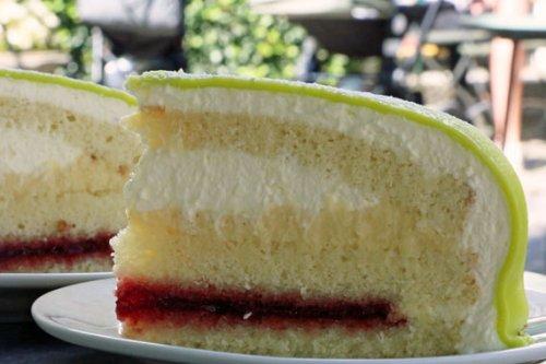 Princess cake, classic version (Klassisk prinsesstårta)