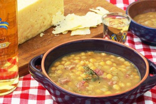 Pea soup (Ärtsoppa)