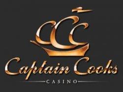 215% Best signup bonus casino at Captain Cooks Casino