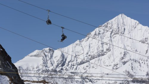 Snow cover in the Alps declining, new study shows