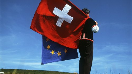 Brussels slams Swiss attitude to treaty impasse