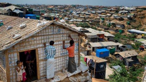 """Rohingya-Camps: """"Ohne Friedensgespräche wird sich nichts bewegen"""""""