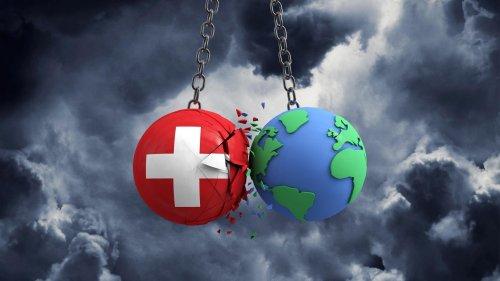 """Der """"enttäuschende"""" Beitrag der Schweiz zu einem emissionsfreien Planeten"""