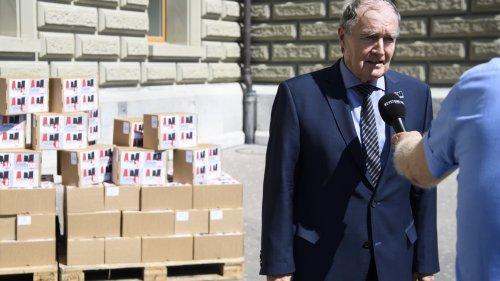 La Suisse se prononce sur le tirage au sort des juges