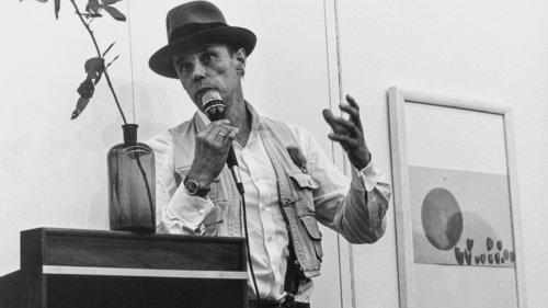 Joseph Beuys: Great art built on even greater lies