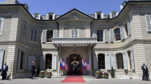 Swiss gave Putin and Biden watches at Geneva summit