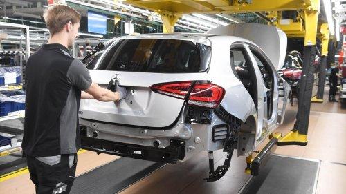 Ärger im Mercedes-Benz Werk Rastatt: 600 Leiharbeiter sollen entlassen werden