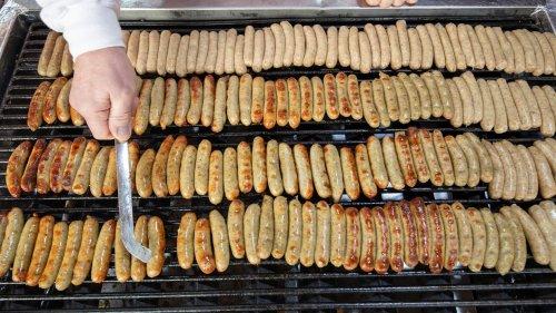 Nachhaltig grillen: Am besten ohne Fleisch, ohne Käse und ohne Kohle