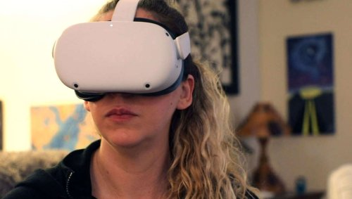 You can virtually call out someone acting suspicious, even in virtual reality