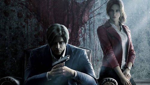 Zombies stalk the White House in Resident Evil: Infinite Darkness' new Netflix trailer