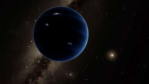 Is there a ghost planet hiding in the shadows behind Neptune?