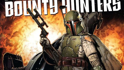 Marvel's 'War of the Bounty Hunters' returns fan-favorite 'Solo' character to the Star Wars fold