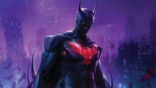 Batman Beyond returns to hunt Bruce Wayne's killer in exclusive look at 'Batman: Urban Legends' #7