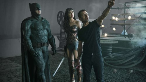 Zack Snyder weighs in on the 'canon' debate over Batman's sex life with his own NSFW image