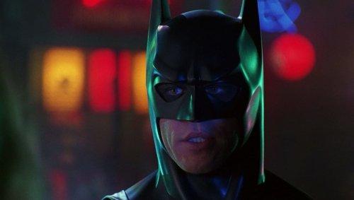Former Dark Knight Val Kilmer chimes in on that sexy Batman scene DC axed from 'Harley Quinn'