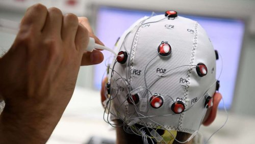 Don't speak! This AI-powered neural interface takes dictation…by silently 'reading' your mind