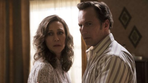 The Conjuring: The Devil Made Me Do It cut an 'iconic' demon that was destined for a spinoff